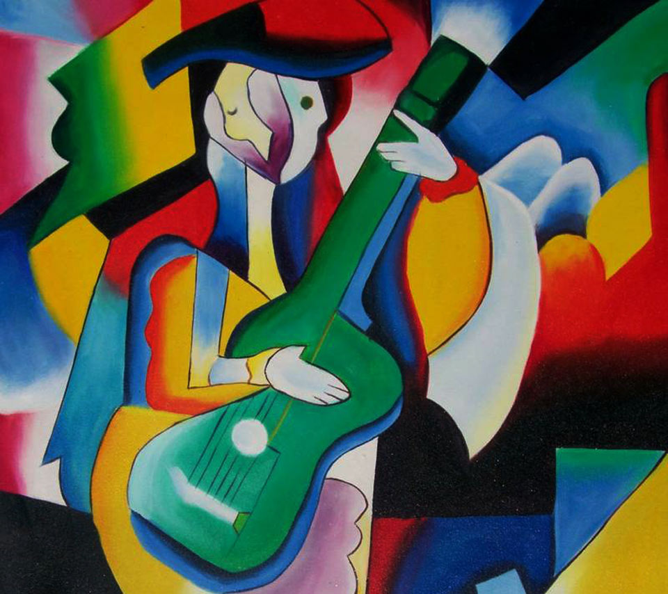 Painting the picture of Productivity requires the right Ethos and Approach: Like Pablo Picasso